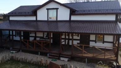 Photo of Двухэтажный гостевой дом