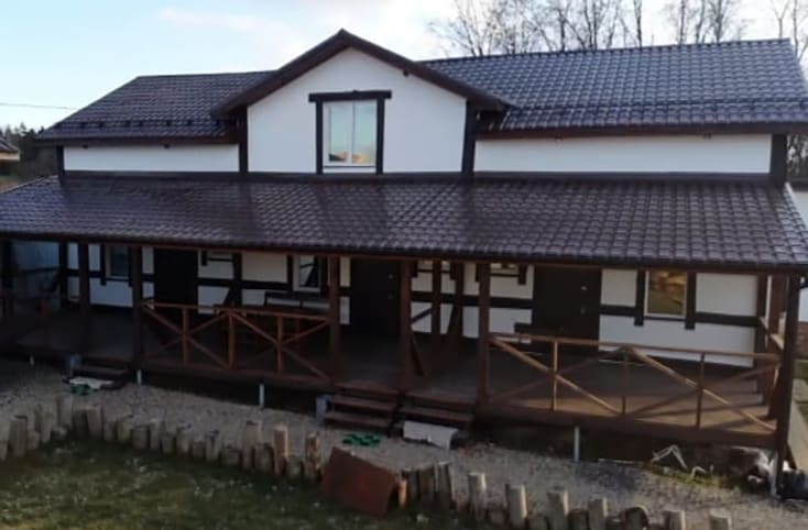 Апартаменты и русские бани в Апрелевке