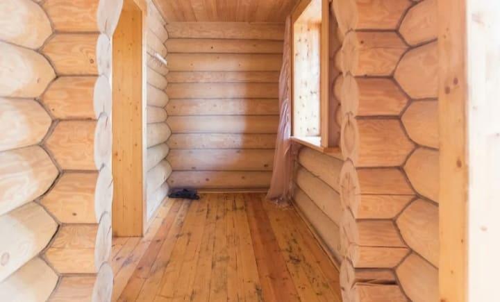 Деревянный дом в Наро-Фоминске