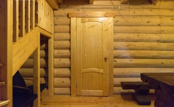 Дом с баней в Любаново